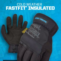 Gloves Proffesional Line USA FastFit Insulated MECHANIX