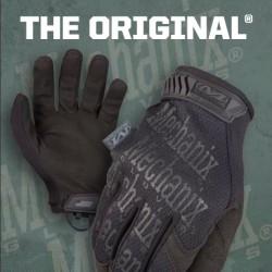 Γάντια Επαγγελματική Σειρά USA The Original Covert BLACK MECHANIX