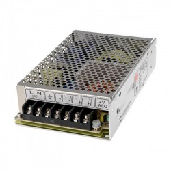80W Τροφοδοτικό LED Power Supply 5V 16A Metal MeanWell