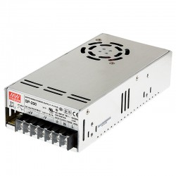 200W Τροφοδοτικό LED Power Supply 5V 40A Metal MeanWell