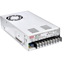 321W Τροφοδοτικό LED Power Supply 48V 6.7A Metal MeanWell