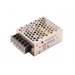 15W LED Power Supply 12V 1.3A Metal MeanWell