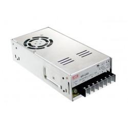 240W Τροφοδοτικό LED Power Supply 12V 20A Metal MeanWell