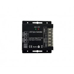 Receiver 24A For LED RGB Strips For Wireless Dimming ACA