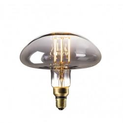 LED Λάμπα Filament XXL MS195 E27 6W 240V Dimmable Titanium 2200K Calex