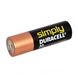 Μπαταρίες Αλκαλικές DURACELL Simply AA LR6 4τμχ