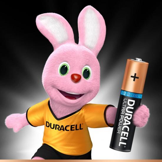 Alkaline Batteries DURACELL Ultra AA LR6 4pcs