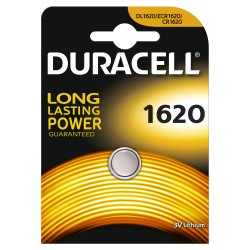 Lithium Batteries DURACELL Specialty Electronics 1620 1pc