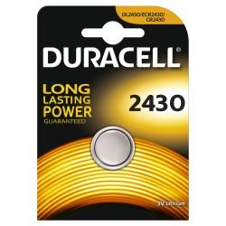 Μπαταρίες Λιθίου DURACELL Specialty Electronics 2430 1τμχ