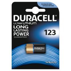Μπαταρίες Λιθίου DURACELL Specialty Photo Ultra 123 1τμχ