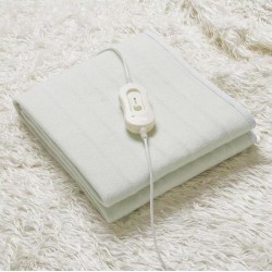 Heated Under Blanket Single With 3 Heat Settings Controller - Eurolamp 147-29200