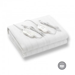 Heated Under Blanket Double With 3 Heat Settings 2 Controller Washable - Eurolamp 147-29201