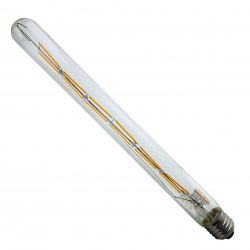 LED Filament T30 Ε27 8W 230V 300x30mm Dimmable Led Id