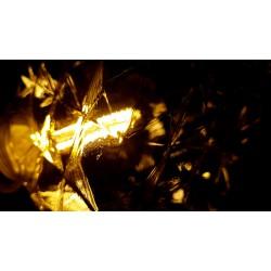 Διακοσμητικό Γυαλί CUBE 170x160 Amber LUCIDO