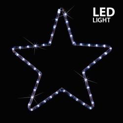 LED Rope Light Star IP44 56x56 Magic Christmas