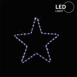 LED Rope Light Star IP44 32x29 Magic Christmas