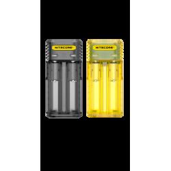 Φορτιστής NITECORE Q2 Quick charger 2A Σε Δύο Χρώματα