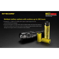 Επαγγελματικός LED Φακός LED NITECORE MULTI TASK HYBRID MH23