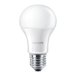LED Bulb E27 A60 Pear 10W 200° 230V Philips