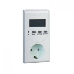 Μετρητής Κατανάλωσης Απλός 3000W 56005 KGT TOP ELECTRONIC