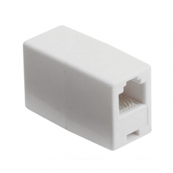 Telephone Adapter Female / Female 6P4C T201-01 (301) TOP ELECTRONIC