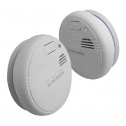 Smoke Detector Battery With Sound Φ100mm Universe