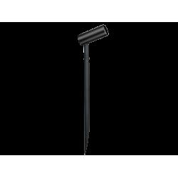 LED 6W Εξωτερικός Καρφωτός Προβολέας Αλουμινίου Σε Μαύρο IP44 Spike VIOKEF