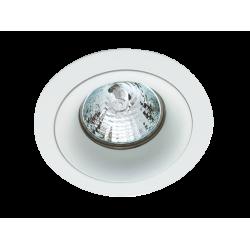 Recessed Downlights In White 1xGU10  Ø92 Round Tim VIOKEF