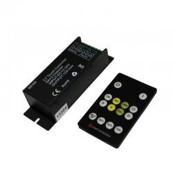 CCT LED Controller Με RF Ασύρματο Τηλεχειριστήριο 12A IP20 ACA