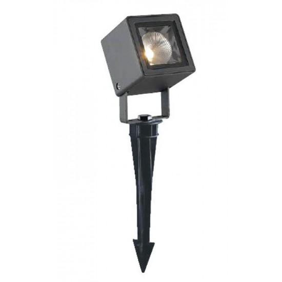 LED Φωτιστικό Σποτ Εδάφους 7W 491lm 47° IP65 MALB Aca