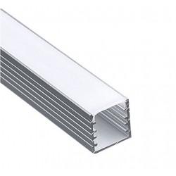 Προφίλ Αλουμινίου Με Οπάλ Κάλυμμα DEP P124 ACA