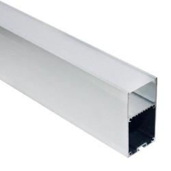 Προφίλ Αλουμινίου Με Οπάλ Κάλυμμα NERI P210 ACA