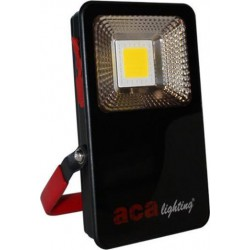 LED COB Rechargeable Projector 10W 120 ° 4000K In Black And Yellow Color Aca