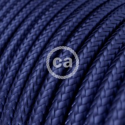 Round Cloth Cable - RM34 Blue Sapphire Creative Cables