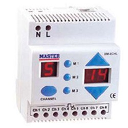 MASTER DM-8CHL Κεντρική μονάδα (controller) 8 καναλιών