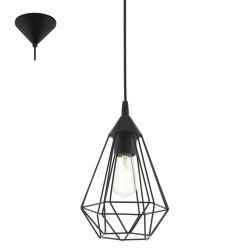 Φωτιστικό Οροφής Tarbes 94187 Black Eglo