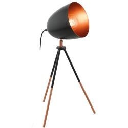 Desk Lighting Chester 49385 Black Eglo
