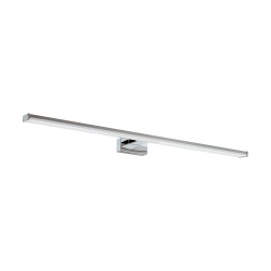 LED Bathroom Sconce In Chrome - Silver 780mm 14W 1700lm IP44 PANDELLA 1 Eglo