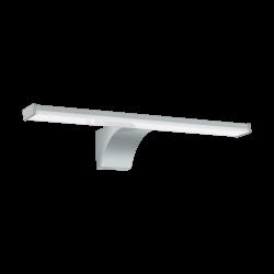 LED Απλίκα Μπάνιου Σε Χρωμέ Με Αισθητήρα 8W 710lm IP44 PANDELLA 2 Eglo