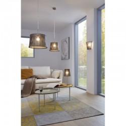 Ceiling Light In Varius Colors Of Wood 1x 60W E27 Ø380 mm SENDERO Eglo