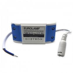 Τροφοδοτικό Για LED Slim Panel 20W 85-265V AC 300MA Eurolamp