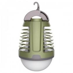 Εντομοκτόνος Λαμπτήρας LED Επαναφορτιζόμενος 5W Eurolamp