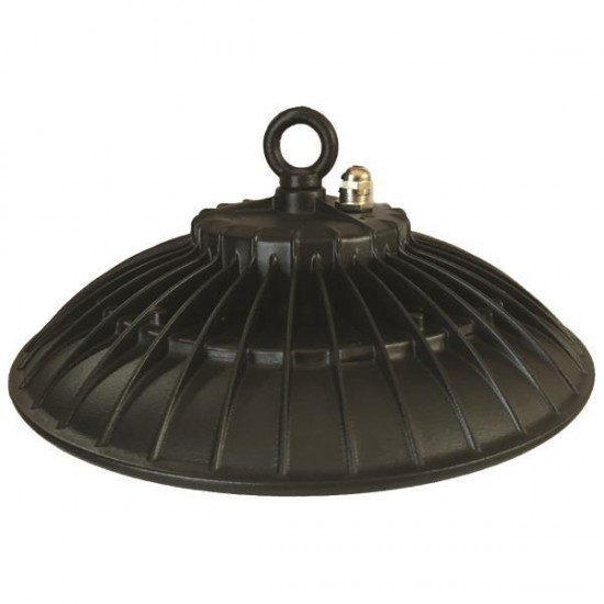 LED SMD UFO Black Bell 50W 120 Degree Plus - Eurolamp