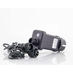 Μετασχηματιστής Για LED Σε Σειρά Με Επέκταση Με Μνήμη Και Πρόγραμμα - 3m IP44 31V / 12W max 1500 LED Magic Christmas