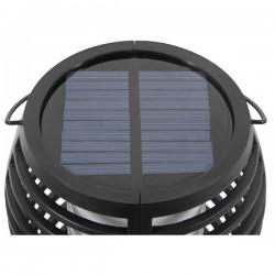 Ηλιακό Φωτιστικό LED με Εφέ Φλόγας 4 σε 1 Διακοσμητικό Αυτόνομο Αδιάβροχο IP65 1800k GloboStar