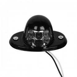 LED Bulb Headlight BULLET IP66 6 SMD 3 Watt 24 Volt White 6000K GloboStar