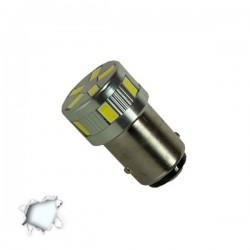 Λαμπτήρας LED 1157 11 SMD 5730 Ψυχρό Λευκό GloboStar