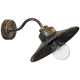 Vintage Wall Lamp in Various Colors 1x E27 AP-160 Heronia Lighting