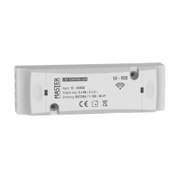 LED Controller RGB 12-24V/ 3 x 8A MASTER