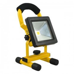 Portable LED Work Light Rechargeable 10W COB SpotLight 6240